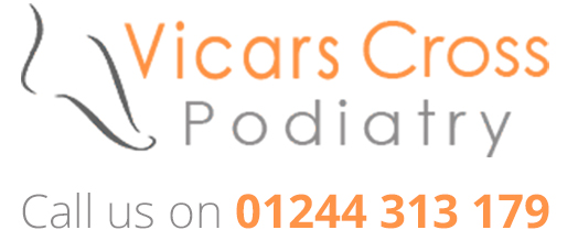 Vicars Cross Podiatry in Chester